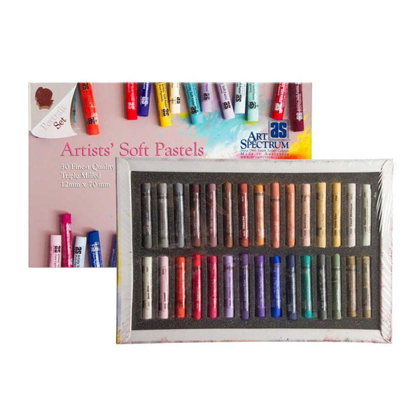 Artists' Soft Pastels Portrait Set of 30