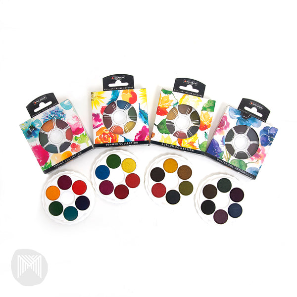 Micador Watercolour Disc Packs