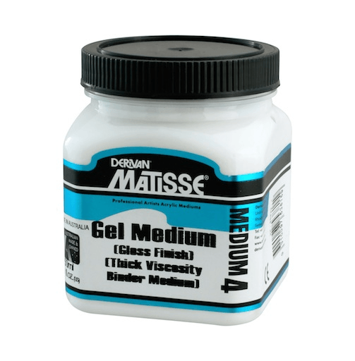 Derivan Matisse MM4 Gel Medium 250ml