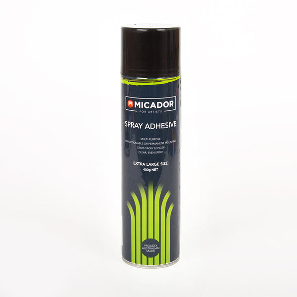 Micador For Artists Spray Adhesive 400g
