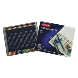 Derwent Watercolour Pencils Set of 24