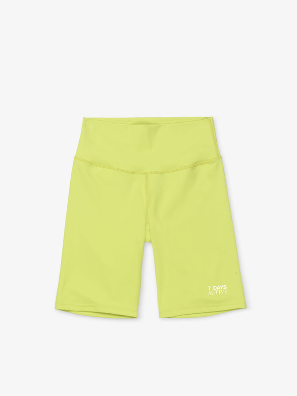 7 DAYS Bike shorts Tights 203 Lime