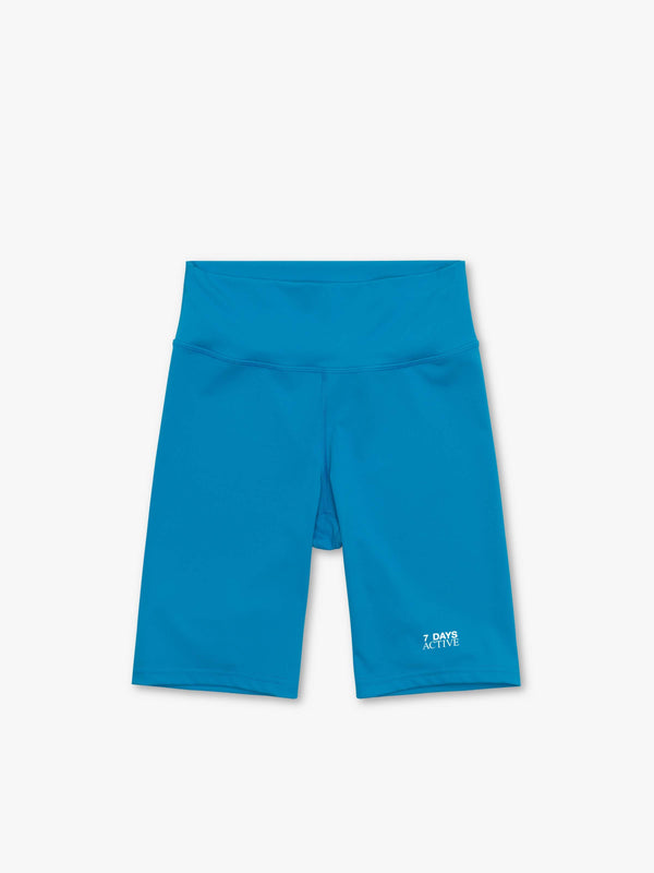 7 DAYS Bike shorts Tights 307 Ocean blue