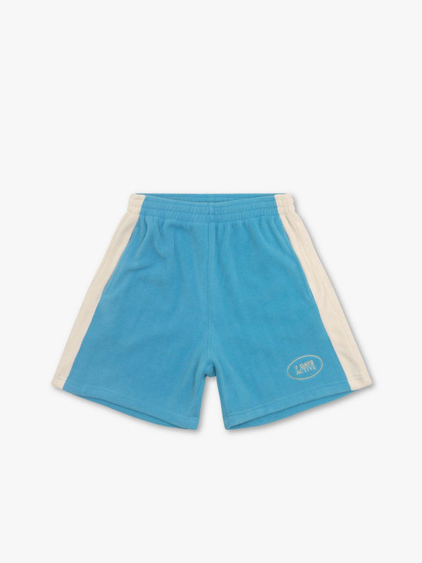 7 DAYS Fleece shorts Shorts 301 Light blue