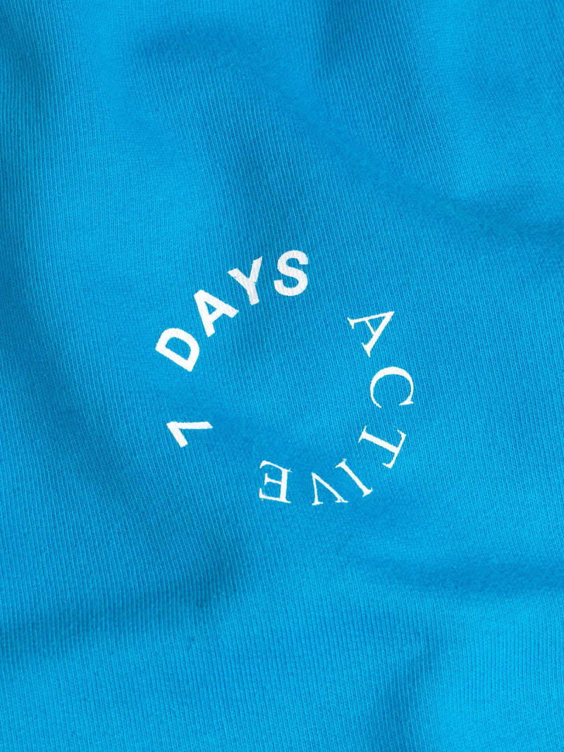 7 DAYS Monday Pants Pants 306 Pop blue