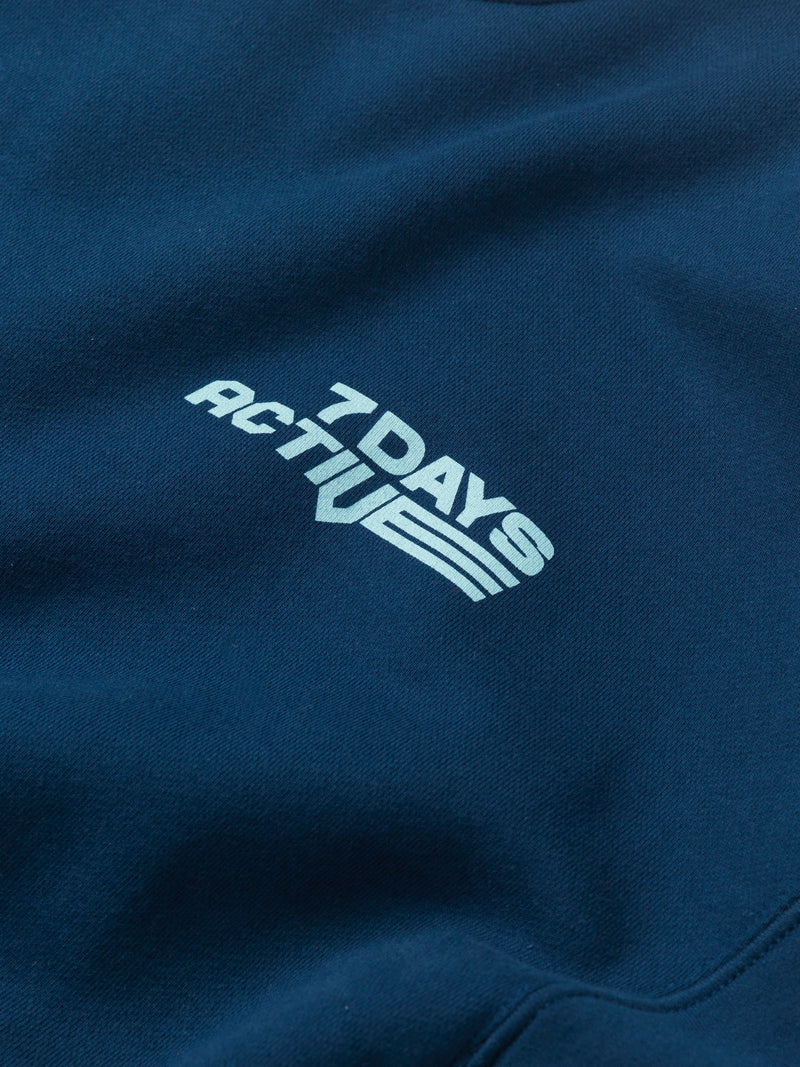 7 DAYS Monday Pants Pants 318 Estate Blue