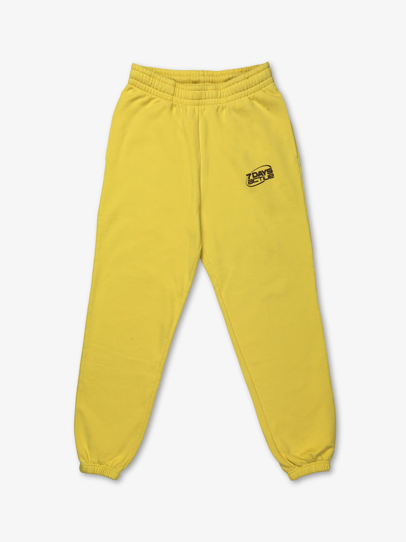 7 DAYS Monday Pants Pants 804 Acacia Yellow