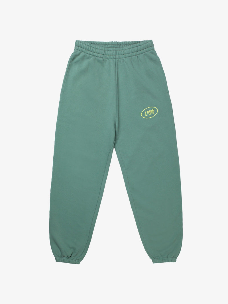 7 DAYS Monday Pants Pants 208 Duck Green