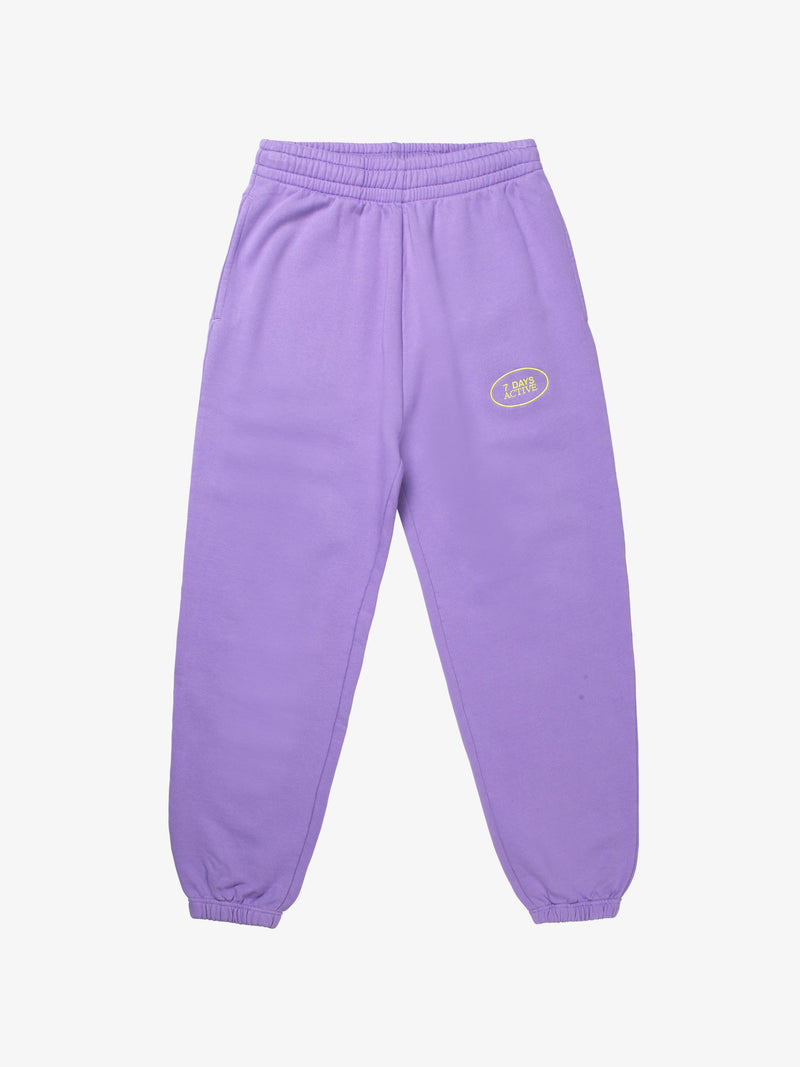 7 DAYS Monday Pants Pants 704 Fairy Purple