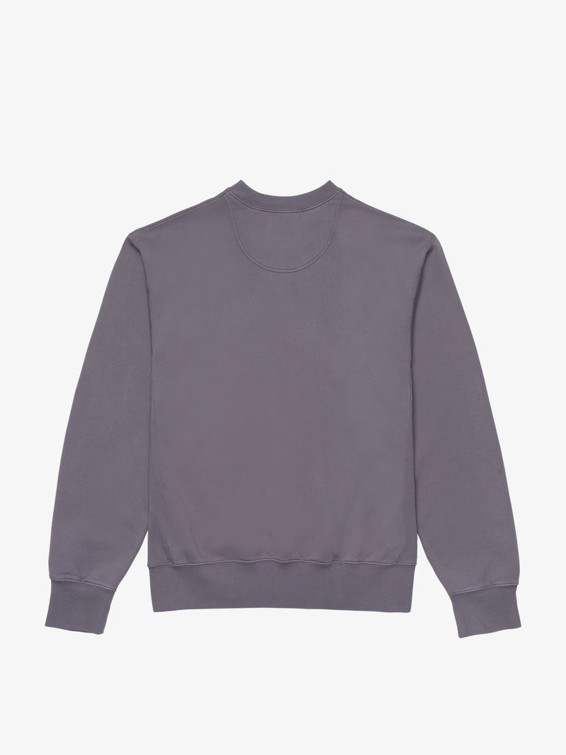 7 DAYS Monday crew neck Shirts 033 Tornado Grey