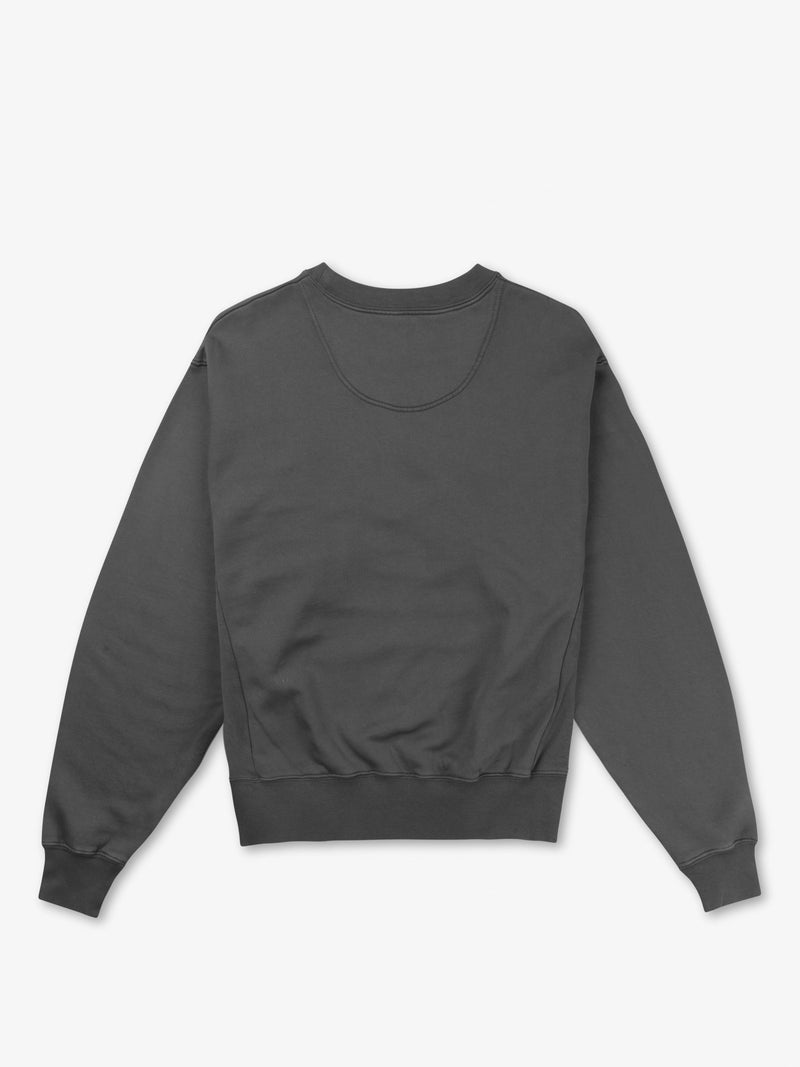 7 DAYS Monday crew neck Shirts 032 Dark grey