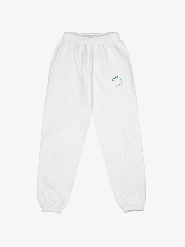 7 DAYS Monday pants Pants 009 White