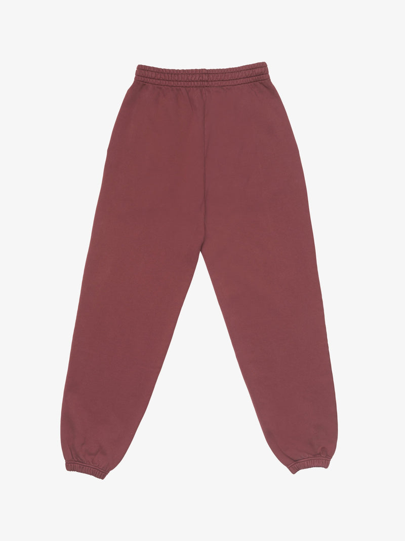7 DAYS Monday pants Pants 107 Oxblood Red