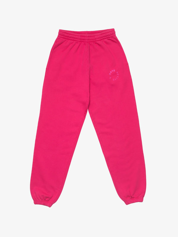 7 DAYS Monday pants Pants 108 Bright Rose Pink