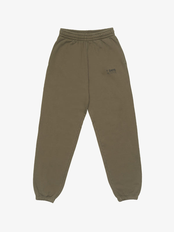 7 DAYS Monday pants Pants 506 Beech Brown