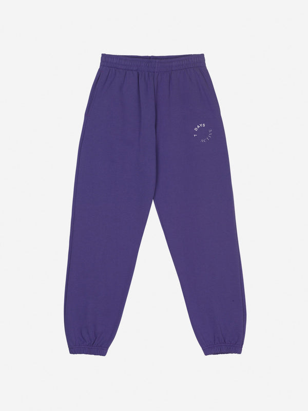 7 DAYS Monday pants Pants 700 Purple