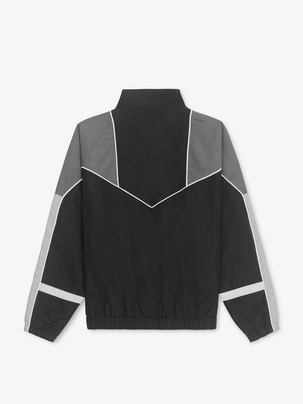 7 DAYS PA uni track jacket Jackets 001 Black