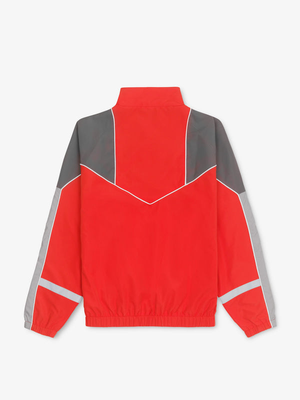 7 DAYS PA uni track jacket Jackets 100 Red