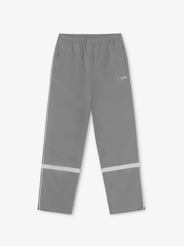 7 DAYS PA uni track pants Pants 002 SS20 Grey