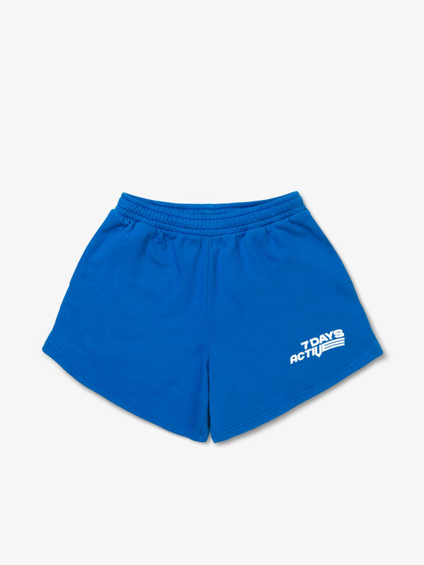 7 DAYS Sweat Shorts Shorts 300 Princess Blue