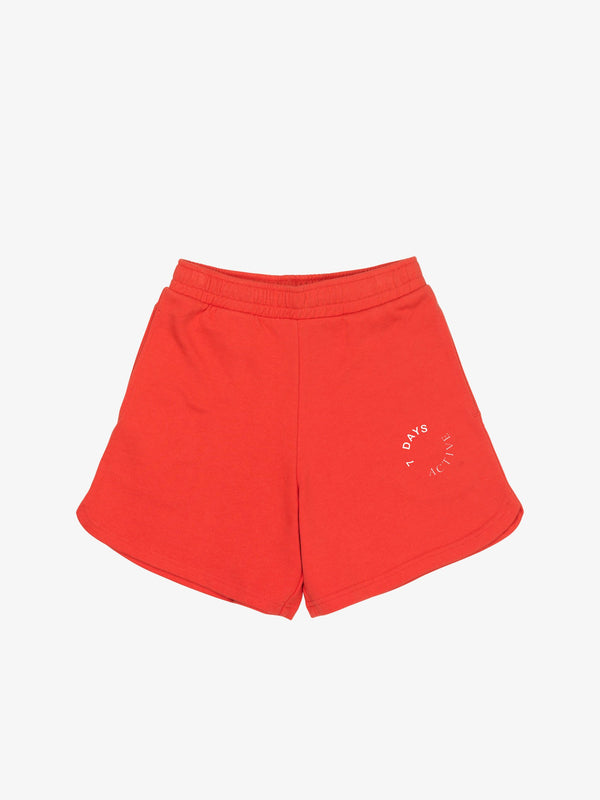 7 DAYS Sweat shorts Shorts 100 Red