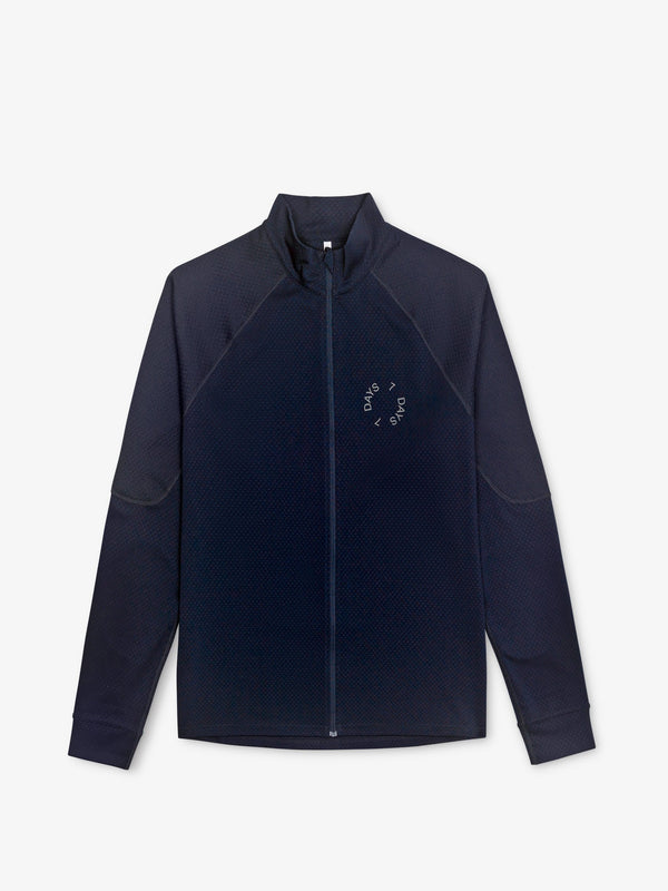 7 DAYS Tech zip jacket Jackets 321 SS20 Navy
