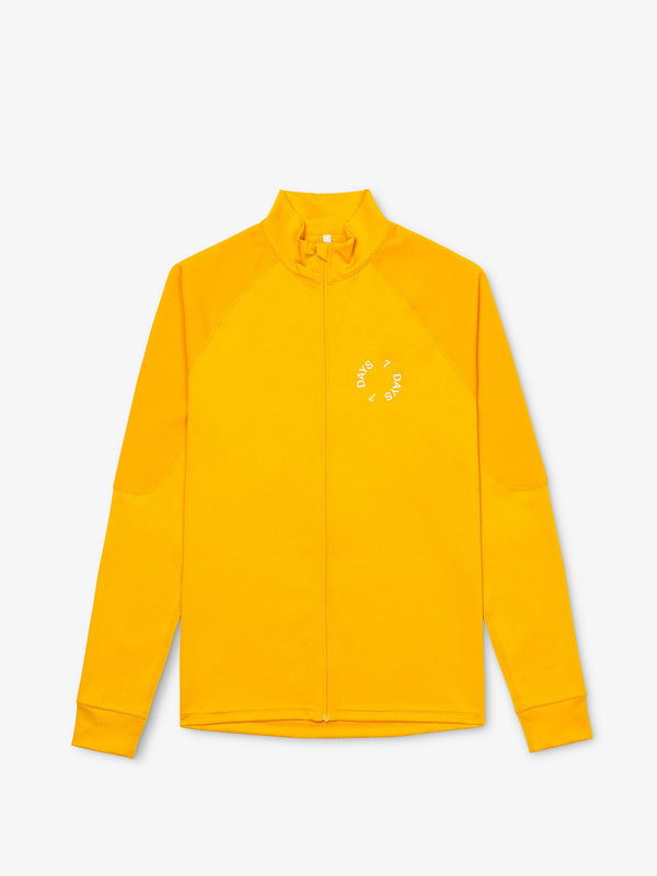 7 DAYS Tech zip jacket Jackets 800 Yellow