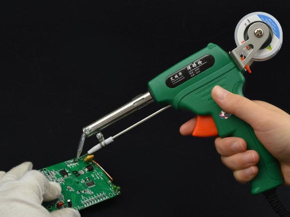 Manual Soldering Gun-I Have Never Seen That