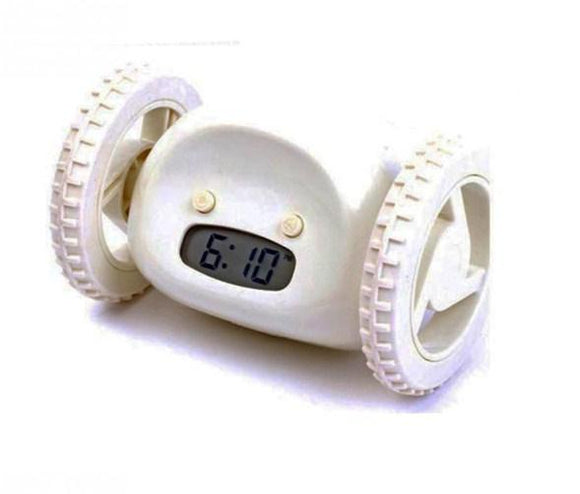 Runaway Alarm Clock-I Have Never Seen That