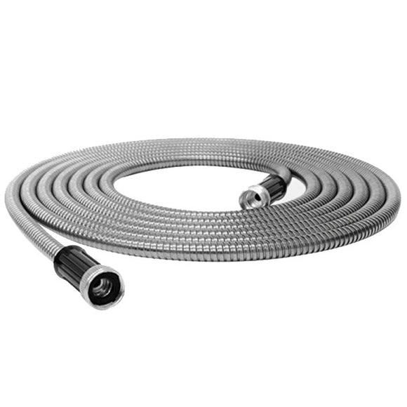 Stainless Steel Garden Hose-I Have Never Seen That