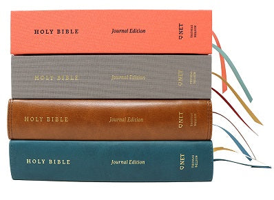 NET Bible, Journal Edition
