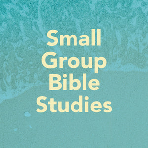 Small Groups & Bible Studies