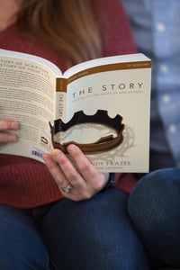 The Story Study Guide: Getting to the Heart of God's Story