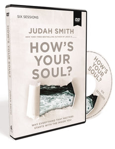 How's Your Soul? Video Study by Judah Smith | ChurchSource