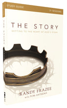 Load image into Gallery viewer, The Story Study Guide: Getting to the Heart of God's Story