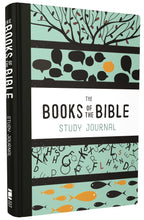 Load image into Gallery viewer, The Books of the Bible Study Journal | ChurchSource