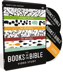 The Books of the Bible Video Study | ChurchSource