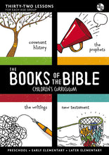 Load image into Gallery viewer, The Books of the Bible Children's Curriculum