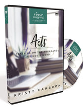 Load image into Gallery viewer, Verse Mapping Acts Video Study: Feasting on the Abundance of God's Word by Kristy Cambron
