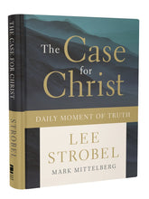 Load image into Gallery viewer, The Case for Christ Daily Moment of Truth by Lee Strobel and Mark Mittelberg