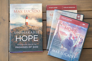 Unshakable Hope Children's Curriculum: God Always Keeps His Promises by Max Lucado | ChurchSource