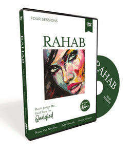 Known by Name: Rahab Video Study: Don't Judge Me, God Says I'm Qualified | ChurchSource