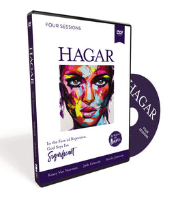 Known by Name: Hagar Video Study: In the Face of Rejection, God Says I'm Significant | ChurchSource