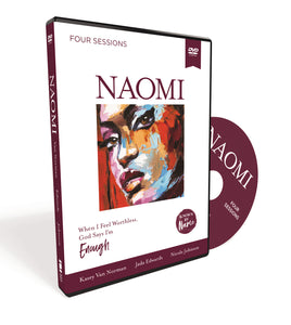 Known by Name: Naomi Video Study: When I Feel Worthless, God Says I'm Enough | Hagar