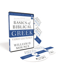 Load image into Gallery viewer, Basics of Biblical Greek Video Lectures: For Use with Basics of Biblical Greek Grammar, Fourth Edition by William D. Mounce