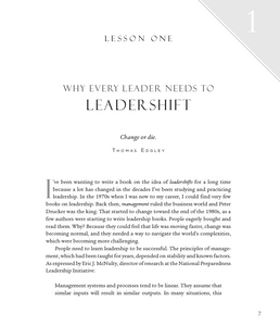 Leadershift Workbook: Making the Essential Changes Every Leader Must Embrace by John C. Maxwell