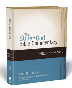 Philippians by Lynn H. Cohick, Tremper Longman III, and Scot McKnight