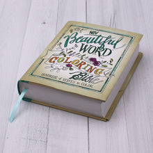 Load image into Gallery viewer, NIV, Beautiful Word Coloring Bible, Hardcover: Hundreds of Verses to Color