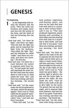 Load image into Gallery viewer, NIV, Pew and Worship Bible, Large Print, Hardcover, Black, Comfort Print