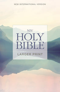 See more details about - NIV Larger Print Hardcover Bible